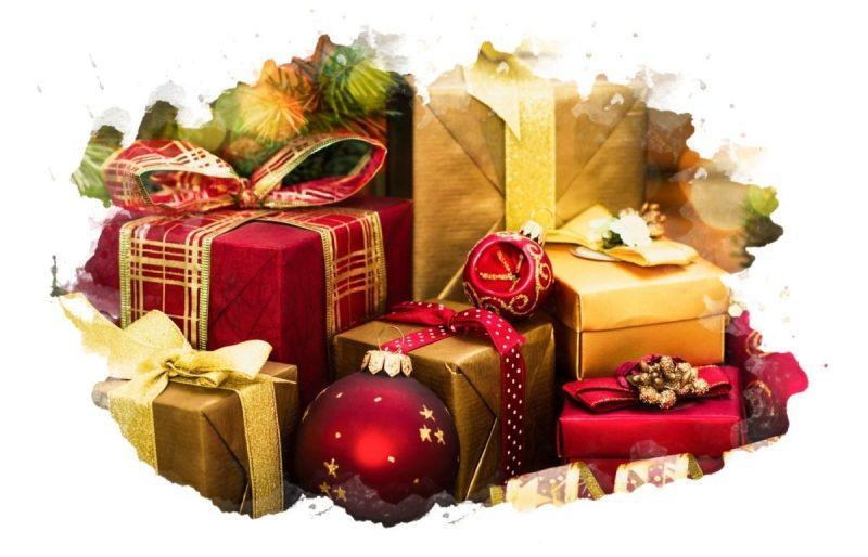 приготовление подарков к празднику