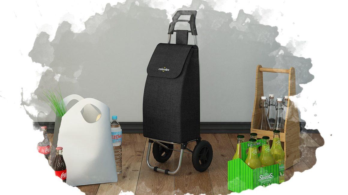 ТОП-7 лучших хозяйственных сумок-тележек: какую выбрать, плюсы и минусы, отзывы