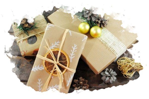 Как упаковать подарок в подарочную бумагу 10 интересных способов