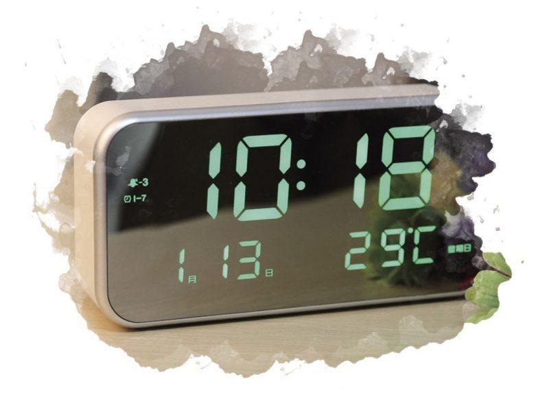 современные электронные часы