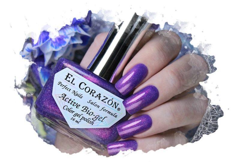материал для покрытия ногтей