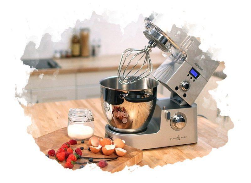как использовать кухонный комбайн на кухне