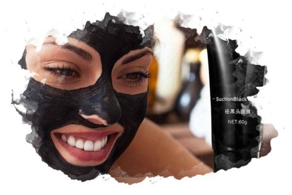 ТОП-7 лучших масок от черных точек на лице: какую выбрать, домашние маски с углем, отзывы