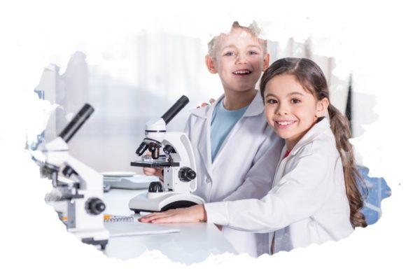 ТОП-7 лучших микроскопов для школьников: какой купить, плюсы и минусы, отзывы, цена