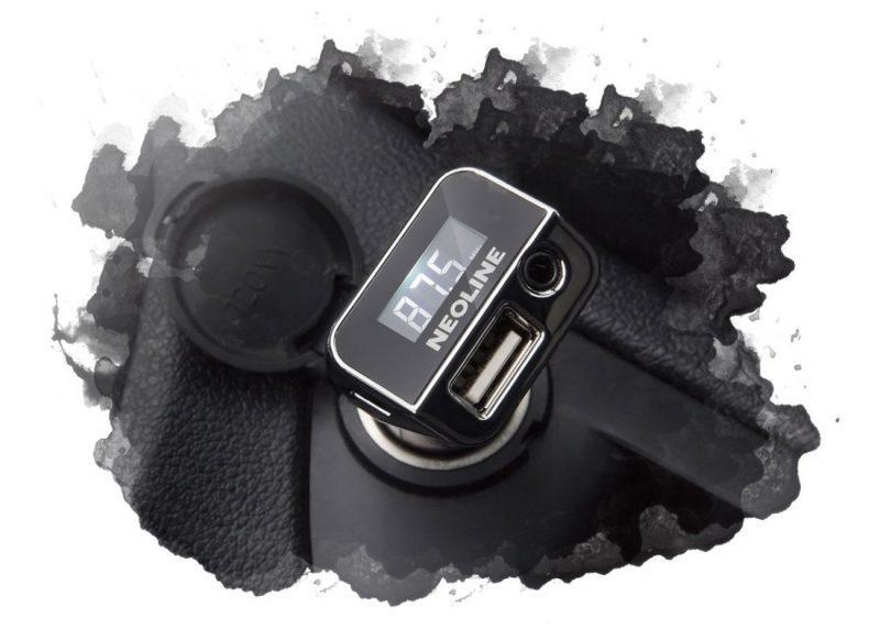 устройство для прослушивания музыки в авто
