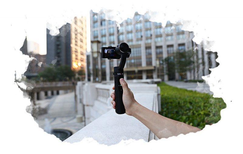 гаджет для экшн-камеры