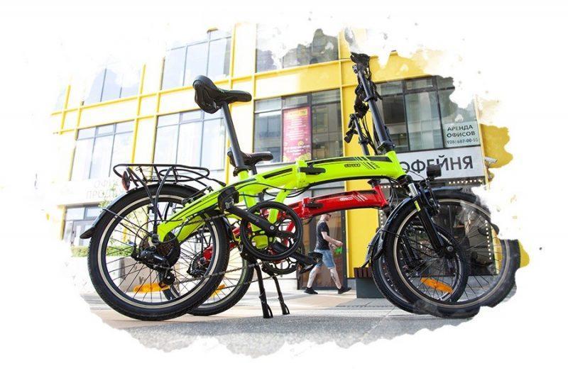 ТОП-7 лучших складных велосипедов: какой купить, параметры и характеристики, отзывы