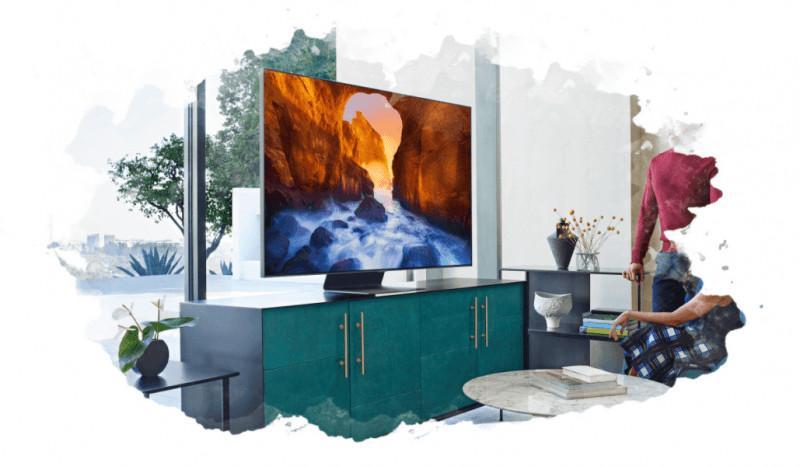 телевизор со Smart TV
