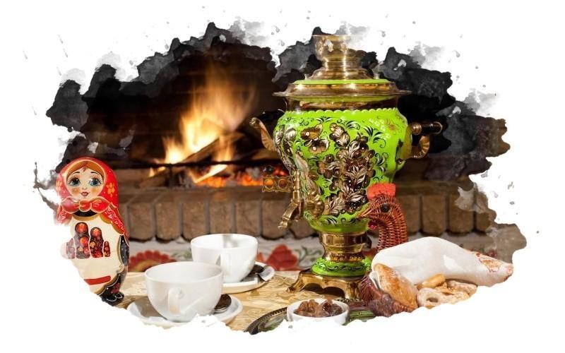 как заварить чай в самоваре