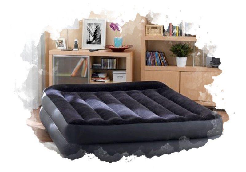 надувное спальное место