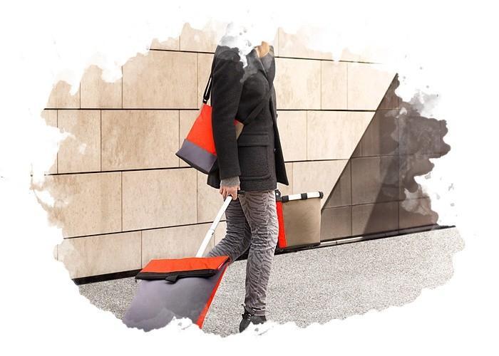 как правильно пользоваться сумкой-тележкой
