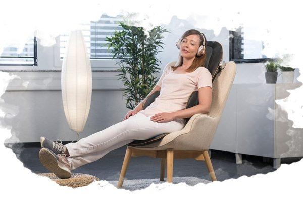 ТОП-7 лучших массажных накидок для спины и шеи: на сиденье, на кресло, отзывы, цена