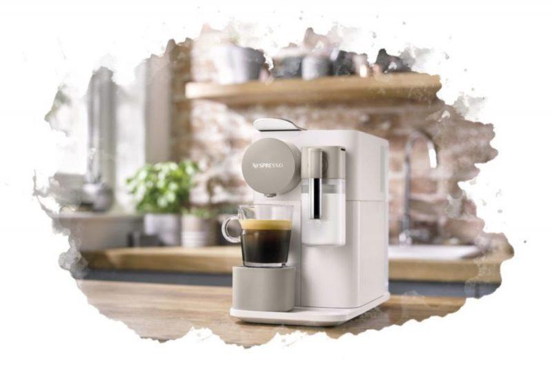 капсульные кофемашин