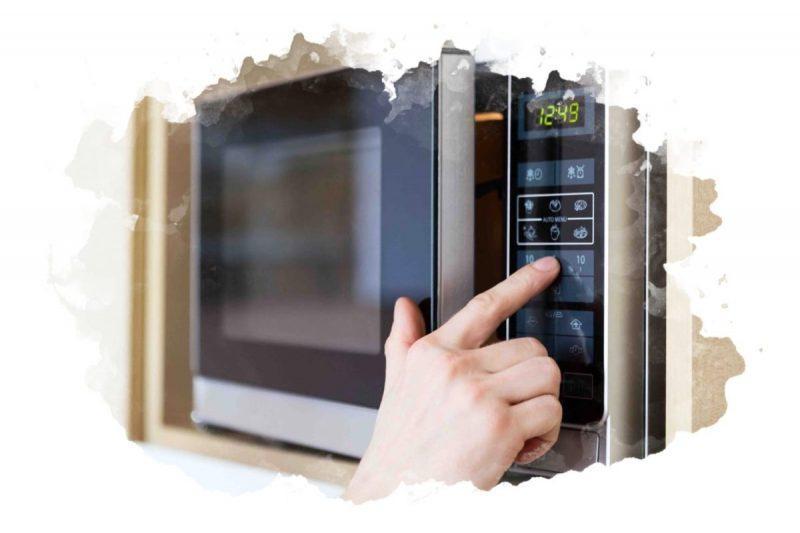 Как выбрать микроволновку для дома: функции и основные режимы