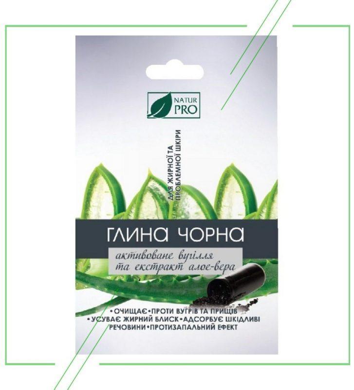 NaturPro, Черная глина_result