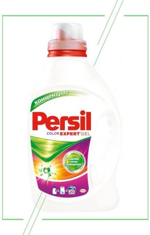 Persil Color Expert Gel_result