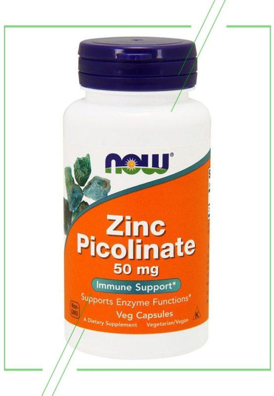 PICOLINATE 50 МГ NOW_result