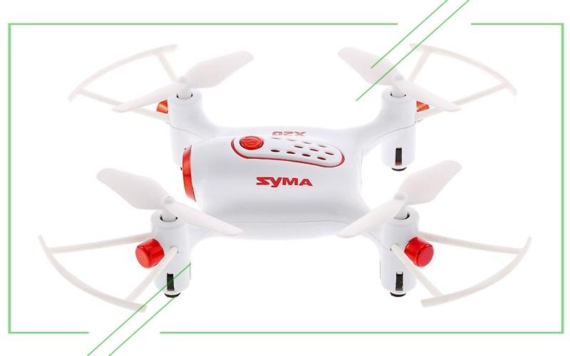 Syma X20-S_result