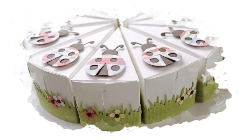 Упаковка-торт