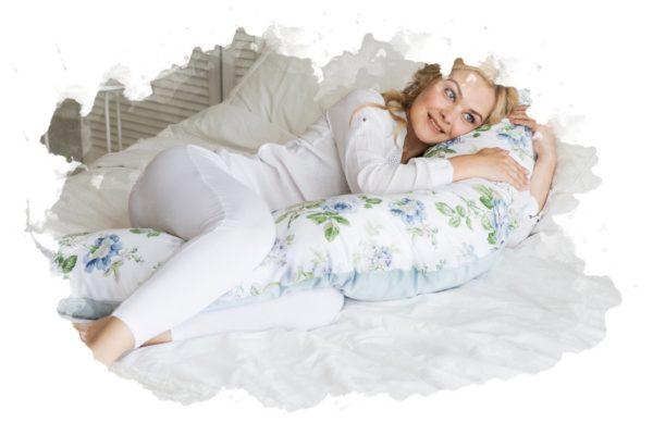 ТОП-7 лучших подушек для беременных: какую купить, как использовать, отзывы