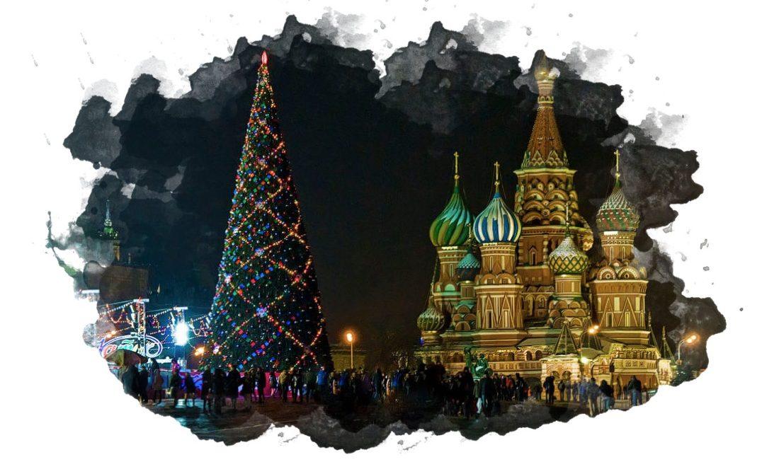 Готовимся к новогодним каникулам: куда сходить на Новый год в Москве