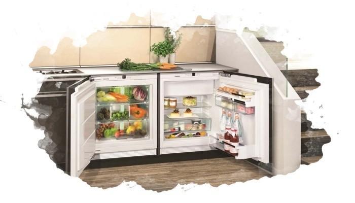 внешний вид морозильного шкафа