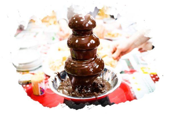 ТОП-5 лучших шоколадных фонтанов: как выбрать, принцип работы, отзывы