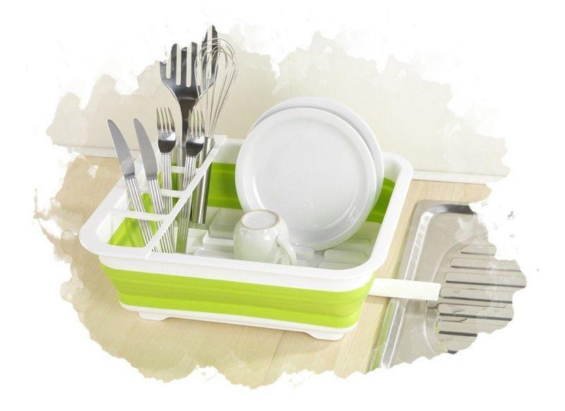 Лучшая сушилка для посуды: виды, отзывы