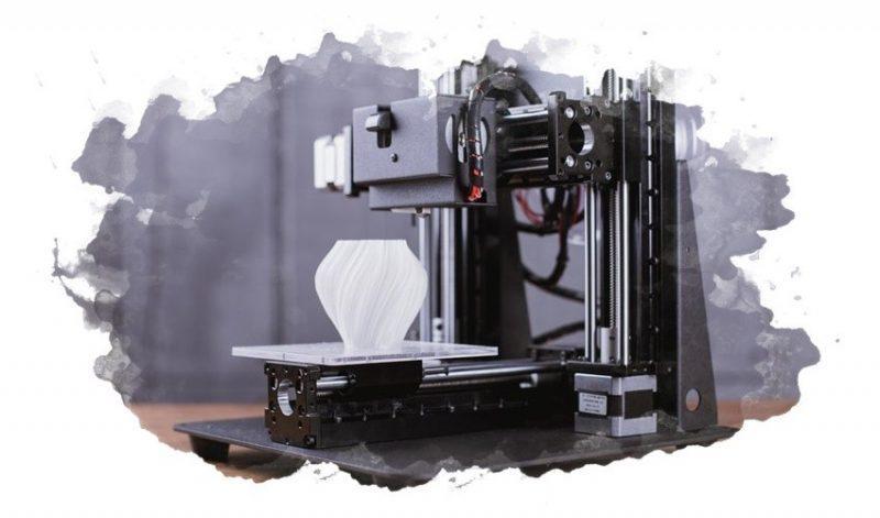 современный 3д принтер