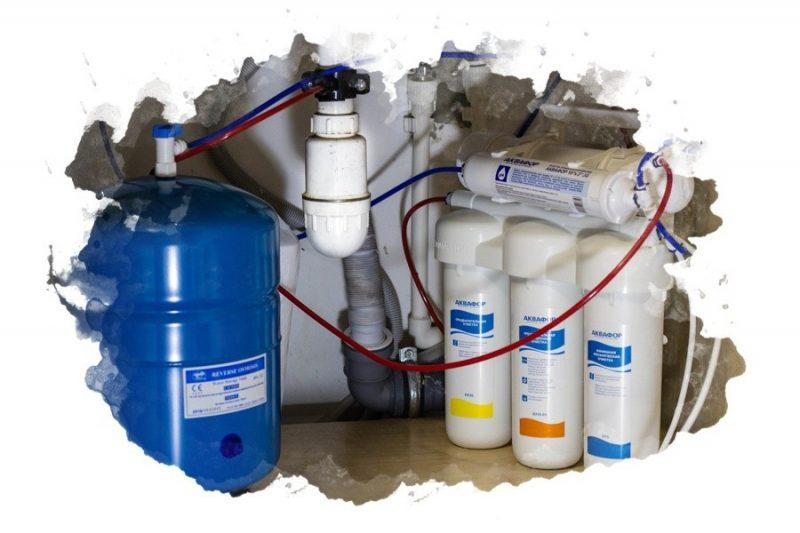 ТОП-7 лучших фильтров для воды под мойку: рейтинг 2019 – 2020, как установить, отзывы