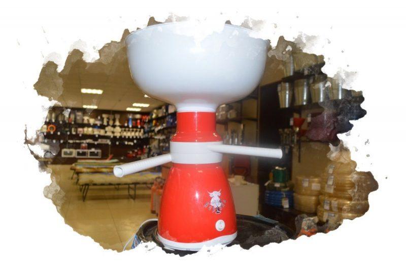 сепаратор для переработки молока