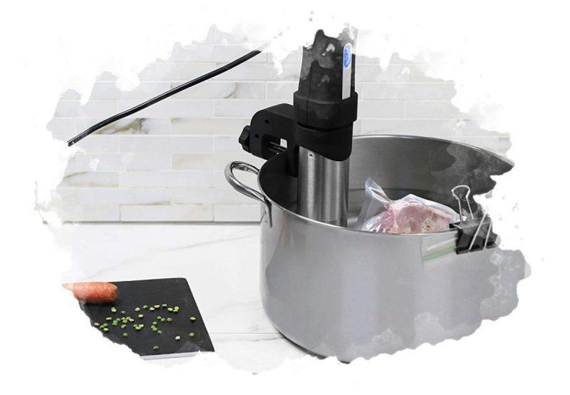 приготовление еды с помощью су-вида