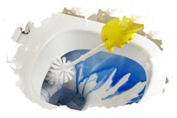 ТОП-7 лучших средств для чистки унитаза: обзор эффективных, плюсы и минусы, отзывы