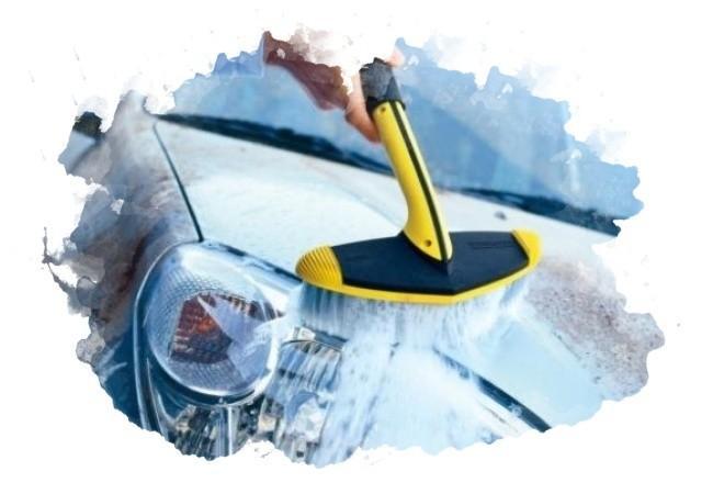 как мыть машину автошампунью