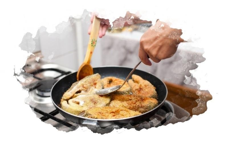 как пользоваться сковородой