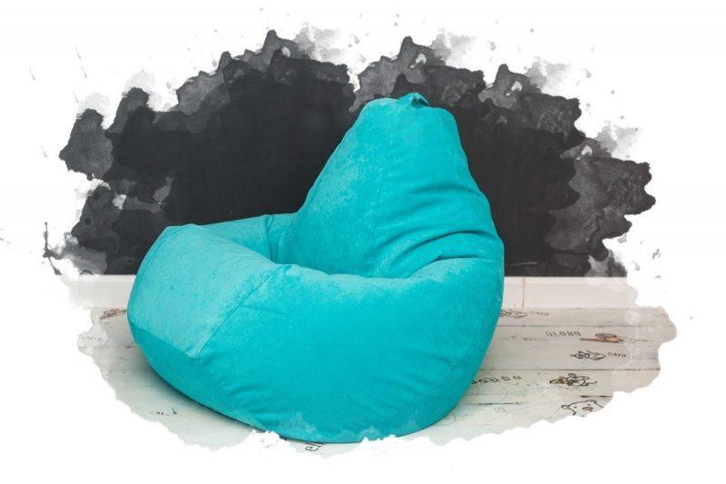 внешний вид кресла-мешка