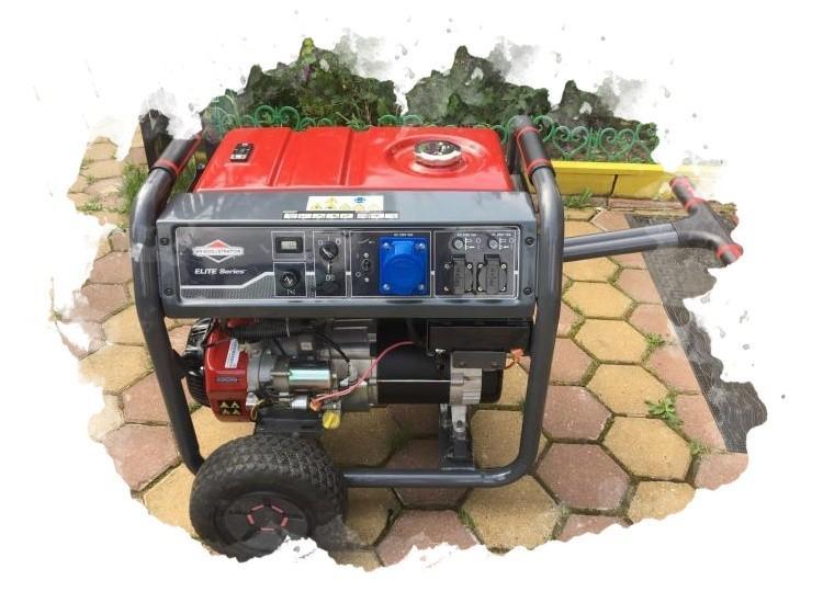 генератор газовый