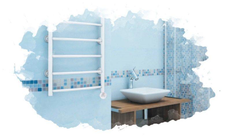 полотенцесушитель для ванной комнаты