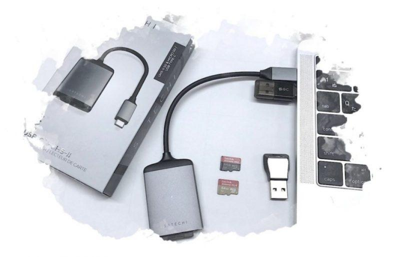 USB картридер