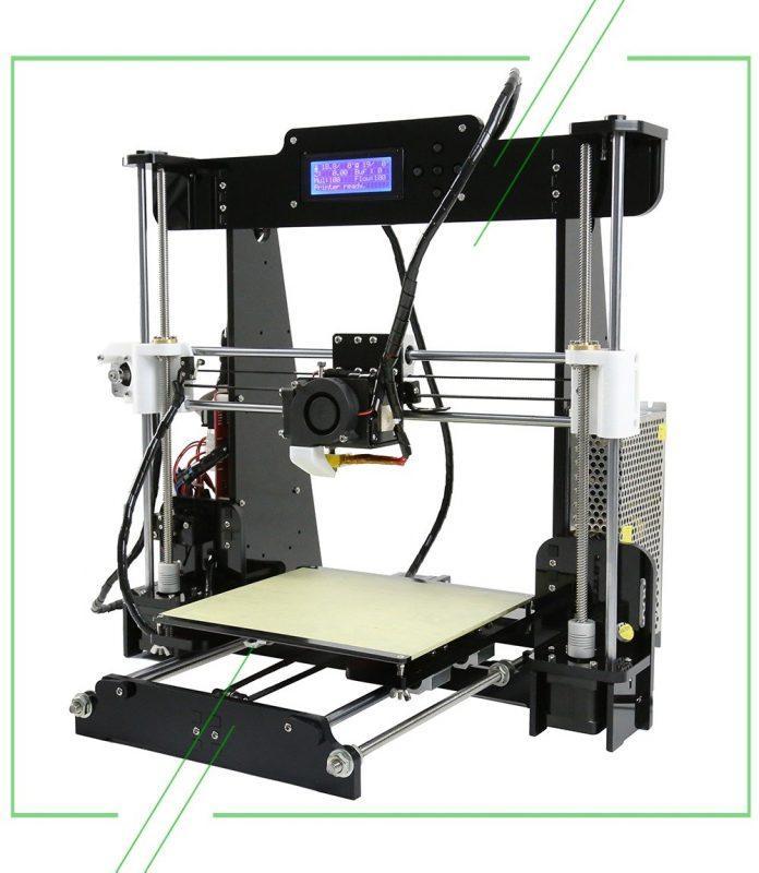 3D-принтер Anet A8_result