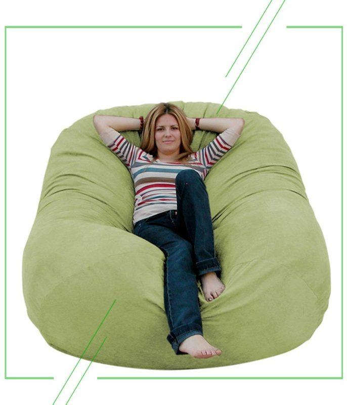 6-Foot Bean Bag Chair_result
