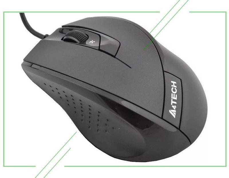 A4Tech N-600X-1 Black USB_result