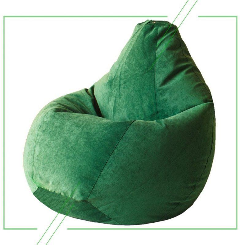Big Joe XL кресло-мешок с пеной_result