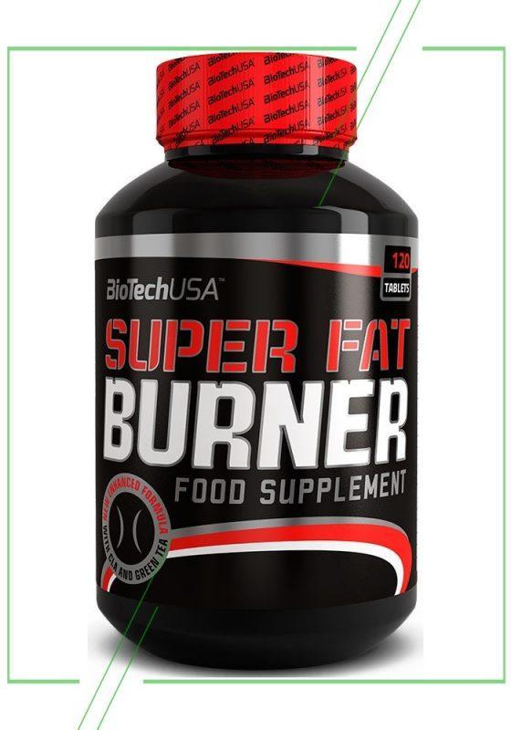 BioTech Super Fat Burner_result