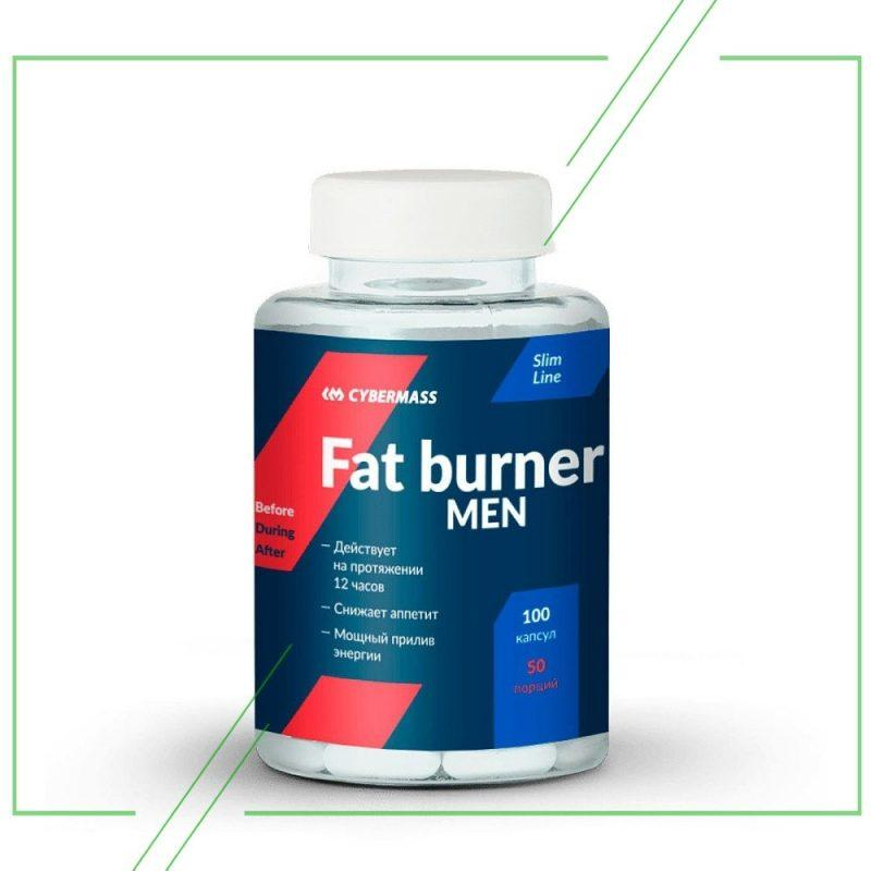 CyberMass Fat Burner Men_result