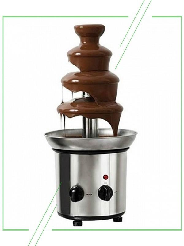 Keya Chocolate Fondue Fountain_result