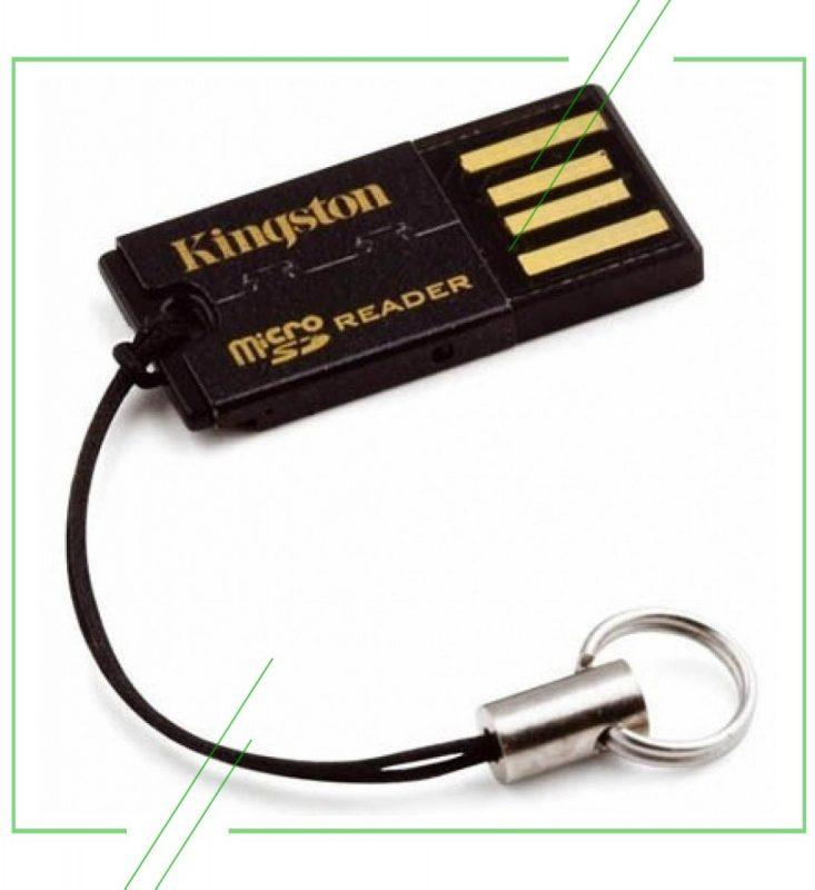 Kingston FCR-MRG2_result
