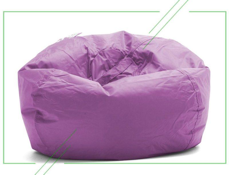 Radiant Orchid Bean Bag, Big Joe_result
