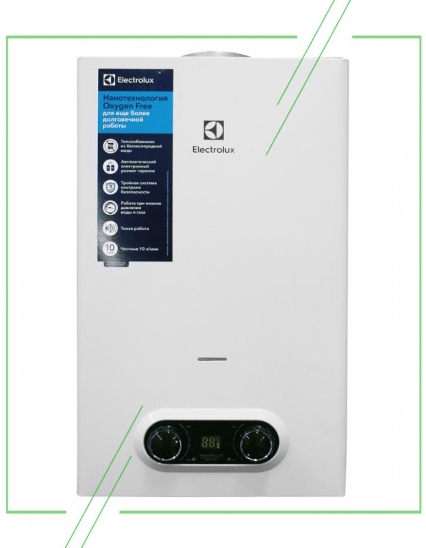 Electrolux GWH 10 NanoPlus 2.0_result