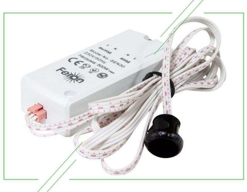 Feron Sen 30 230V 500W 5-8 см 30 с белым кабелем 1,5 м 22068_result